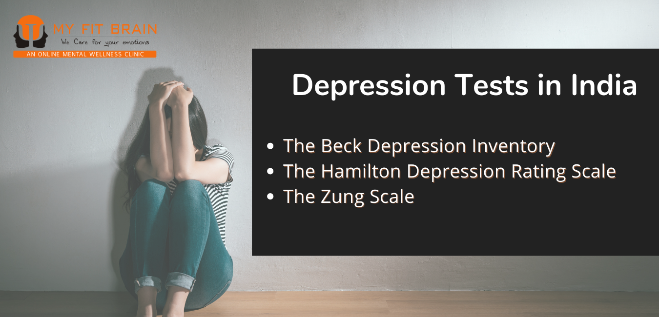 depression tests in India