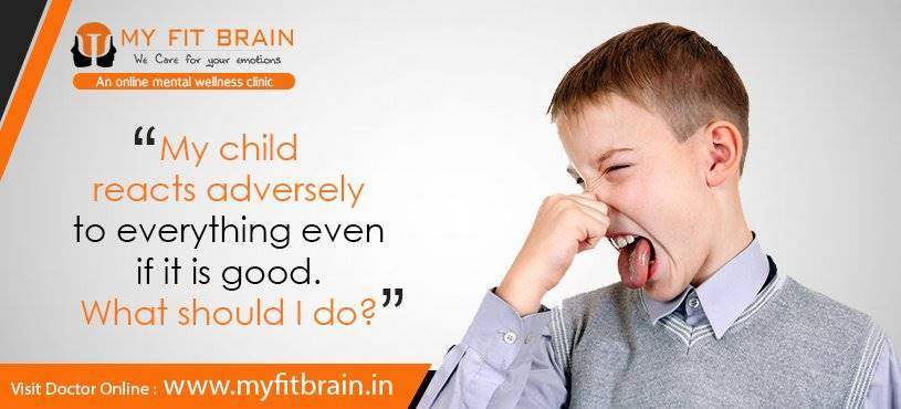 Child's Challenging Behaviors