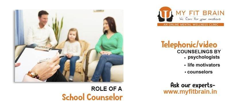 Role of a School Counselor | Child Psychologist