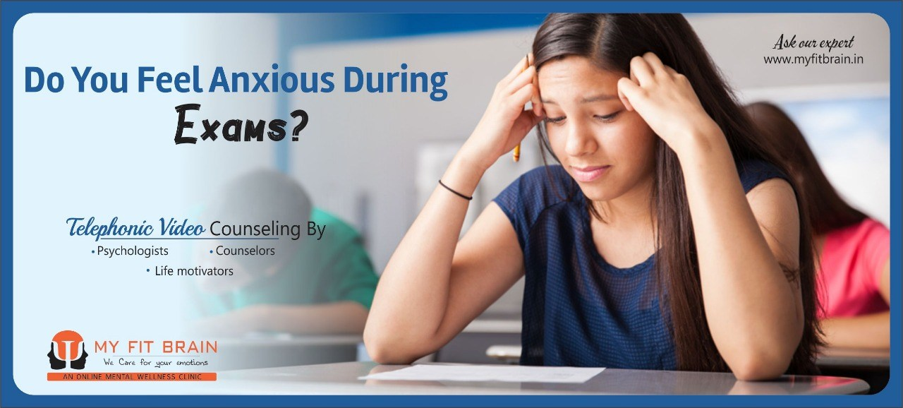 Do You Feel Anxious During Exams ? What Should you do?