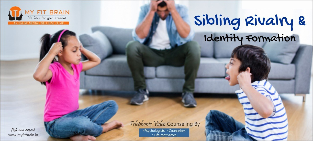 Sibling Rivalry and Identity Formation | Parent Coach