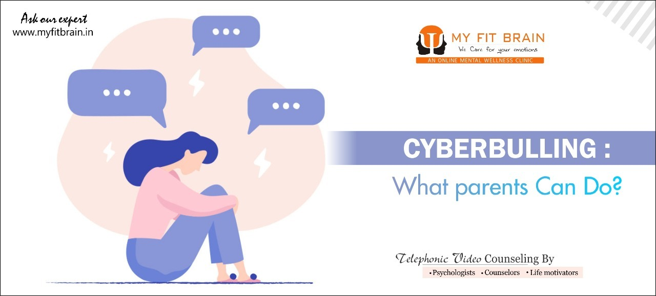 CYBER BULLYING: WHAT PARENTS CAN DO?