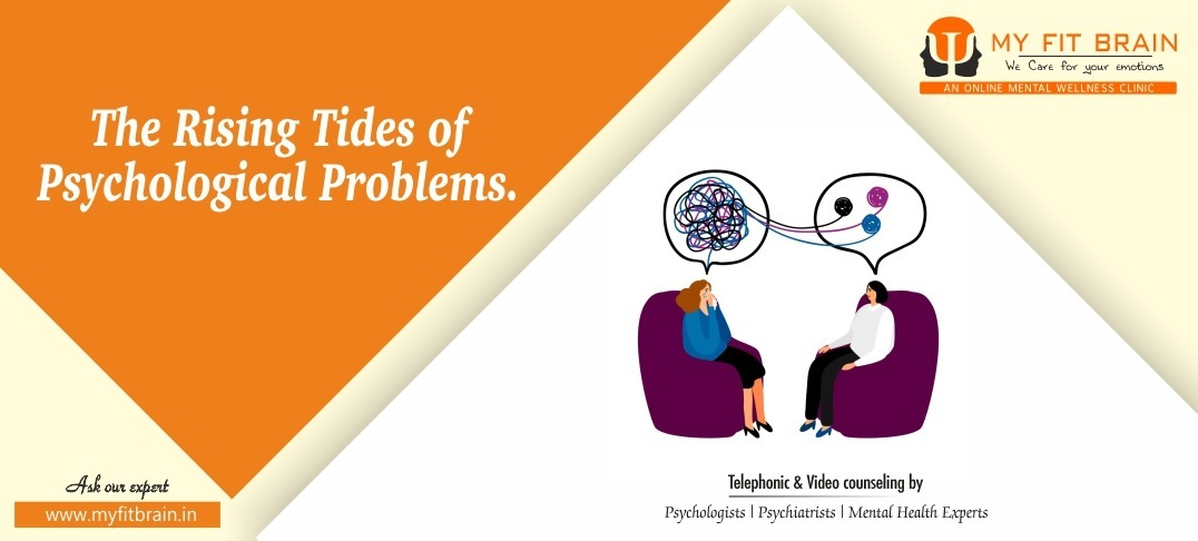 The Rising Tides Of Psychological Problems