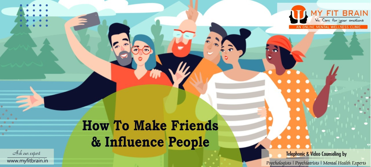 make friends & influence people