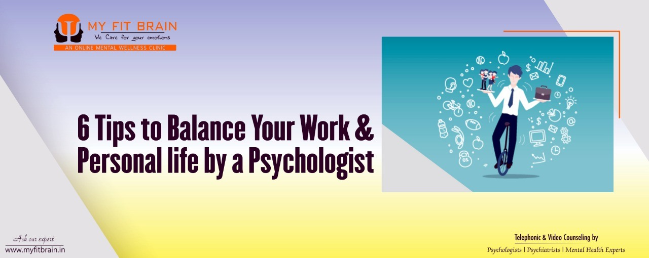 How to Balance Your Work & Personal Life.