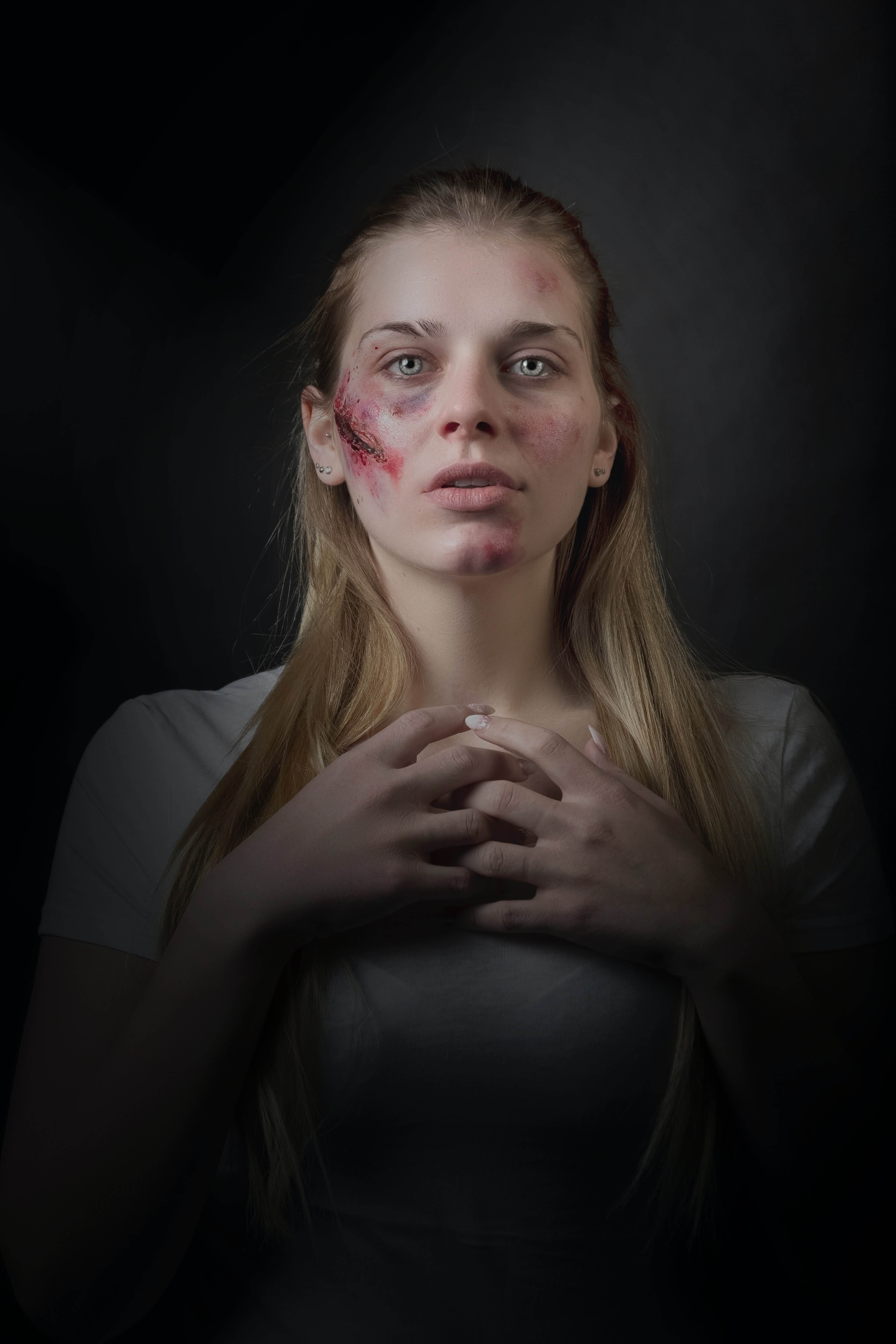 victim of domestic violence in india