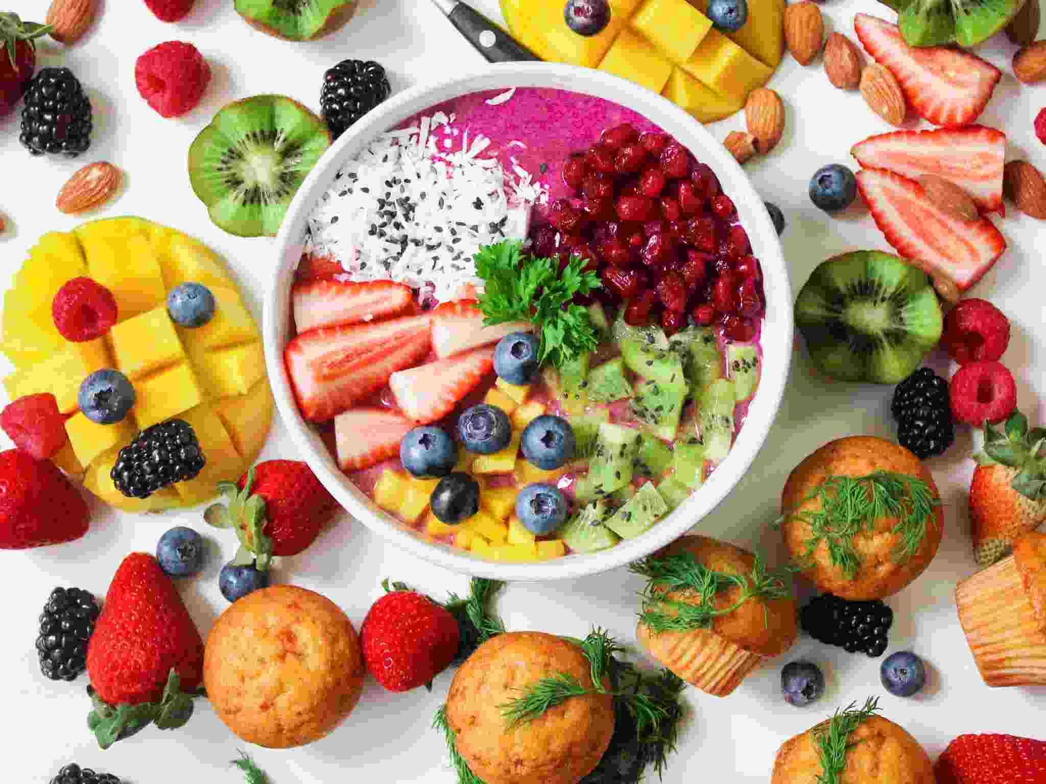 A boul full of healthy vegs